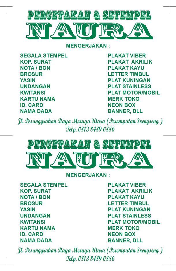 Jasa Cetak Brosur