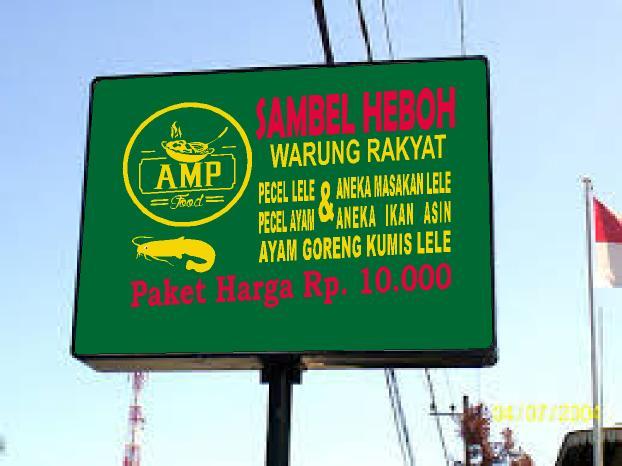 Jasa Pembuatan Neon Box Jakarta Selatan
